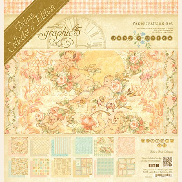 Baby 2 Bride- Deluxe Collection