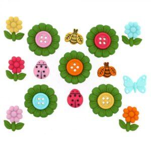 Flores, Jardin y Frutas